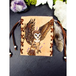 Animal medicine totem pouch