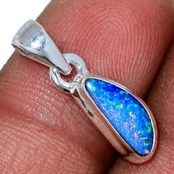 Pendentif opale d'Australie...