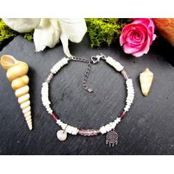 Bracelet de cheville style...