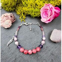 Bracelet avec perles de...