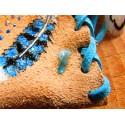 Pochette médecine totem du geai bleu