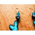 "Boucles d'oreilles ""Be my lover"""