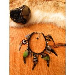 "Bracelet de cheville ""Danse tribale"""