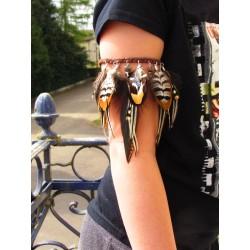 """Bracelet de bras """" Amazon spirit"""""""