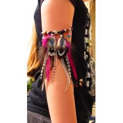 """Bracelet de bras """"love is in the air"""""""