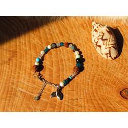 """Bracelet """"Secret ocean"""""""