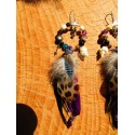 "Boucles d'oreilles ""Mermaid dreams"""