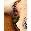 "Mandella ""Mystic peacock"""
