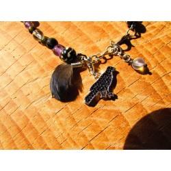 """Bracelet de cheville """"Magic intentions"""""""