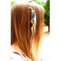 """Bijou de cheveux """"Blue sky"""""""