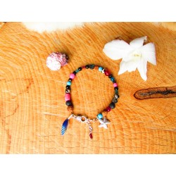 """Bracelet de cheville """"L'été indien"""""""