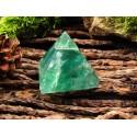 Fluorite  verte en pyramide