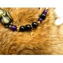 "Bracelet ethnique totem renard ""Celestial fox"""